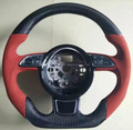 High quality carbon fiber steering wheel for Audi Q5