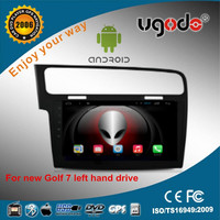 OEM android dvd car audio navigation system for Golf 7 Volkswagen