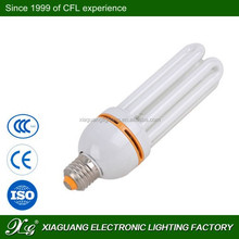 chinese bazaar 2U 3U 4U CFL ccfl energy saving lamp e27 led light bulb