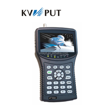 Factory Price Satellite Finder + AHD CCTV Tester + Monitor 3 In 1 Meter