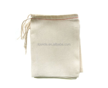 empty tea filter bag,cotton tea packing bags