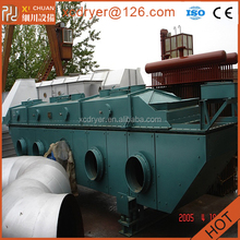 copper sulfide dryer vibrating fluid bed coating drying machine