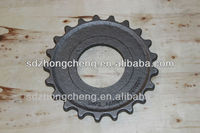 40Cr alloy steel free wheel sprocket