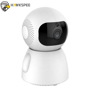 Mini Hd Wireless Baby Monitor Wi-Fi Audio Record Surveillance Smart Ip Camera