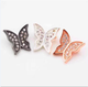 Newest Butterfly Real Silver Zircon Plating Bracelet Jewelry Accessories Charm Pendant Wholesale