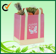 Promotional Go Shopping PP Non-woven Tote Bag