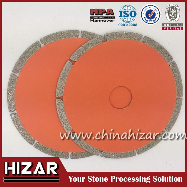 Hot sale diamond cutting /grinding glass disc