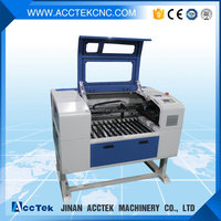 mini laser cutting machine ceramic tile laser engraving machine for glass bamboo textile in stock