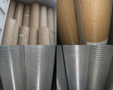 ss 316 welded wire mesh high quality (factory)