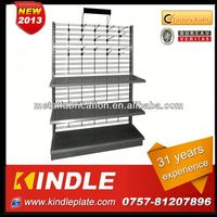 Custom Heavy duty gondola supermarket shelf bracket with 31 Yeasr Experience Factory