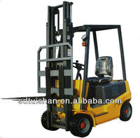 Tusan Brand New Mini Fork Lift 0.5T Electric Pallet Fork Truck