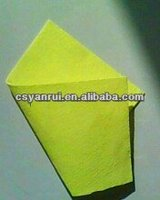 Nonwoven Viscose Car cleaning cloth
