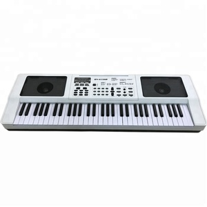 61 keys plastic electronic piano musical instruments keyboard