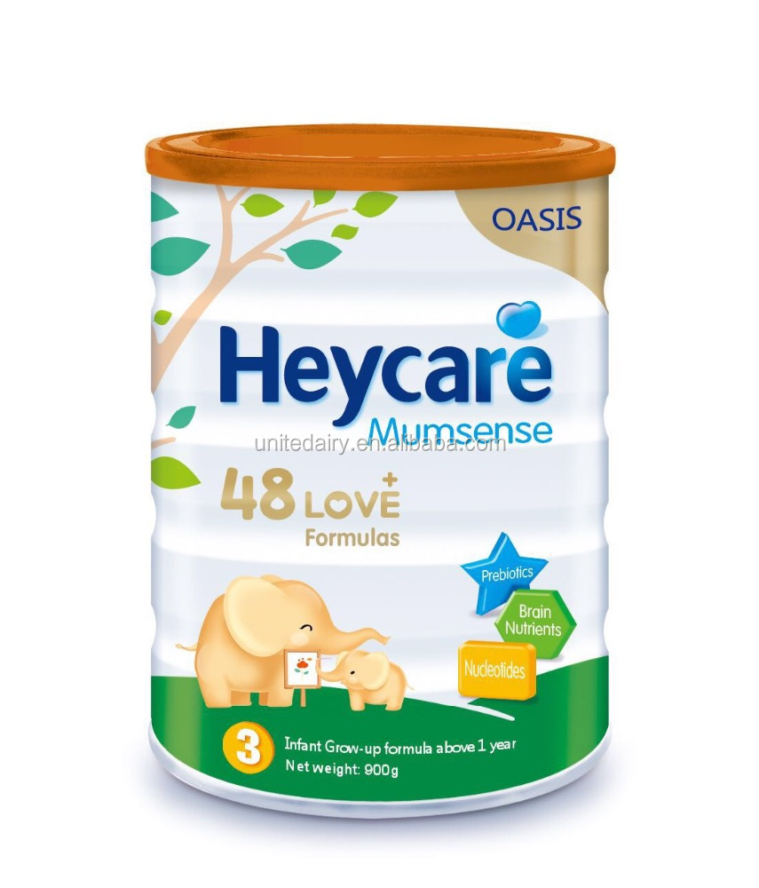 Infant formula baby milk powder