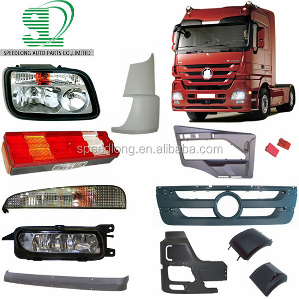Truck Body Parts for Mercedes Benz
