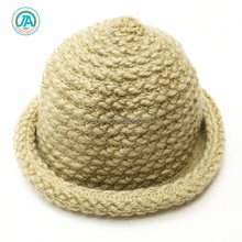 Winter hot style baby unisex knit hats chunky crochet hat