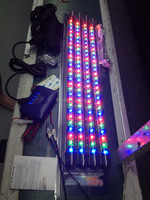 million color 12V LED car light LED wheel well light kit