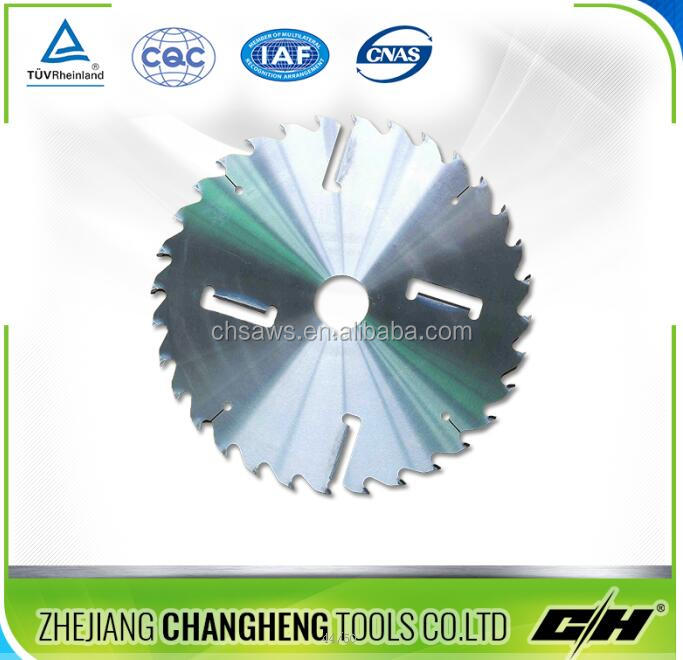 "TCT ripping sawblade with rakers/saw blade for Multiripping machines 4""-20"""