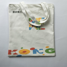 OEM cotton canvas tote bag shopping bag