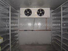 vegetable cold room,cold storage,cold chamber with Pu insulation panels