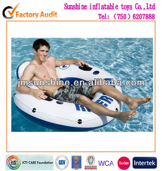 customized colorful Inflatable Swimming Ring for children
