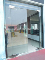 12mm tempered glass for office door with ISO9001&CCC