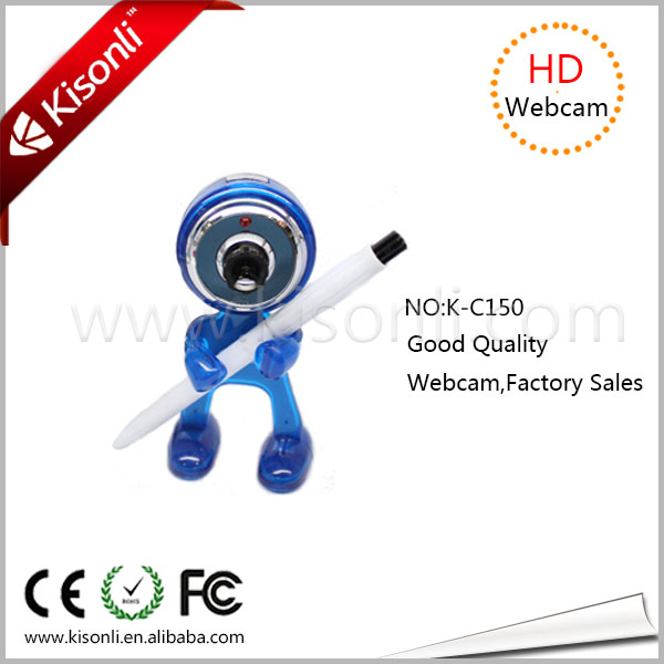 Promotion gift free driver usb toy webcam y7