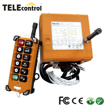 Industrial Hoist Crane Wireless Remote Control F23-A++ for Winch Car hanging Construction Machinery Crane
