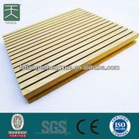 Flame Retardant And Popular new technology acoustic foam For Hotel And Gymnasium