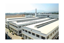 Prefabricated steel frame high rise steel structure industrial building