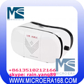 3D VR Box Virtual Glasses VR Box Generation Distance Adjustable support myopia within 600 degree