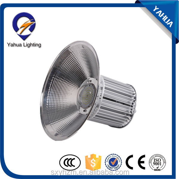 Modern Intelligent 100w high lumen led bay light warehouse lights with meanwell driver