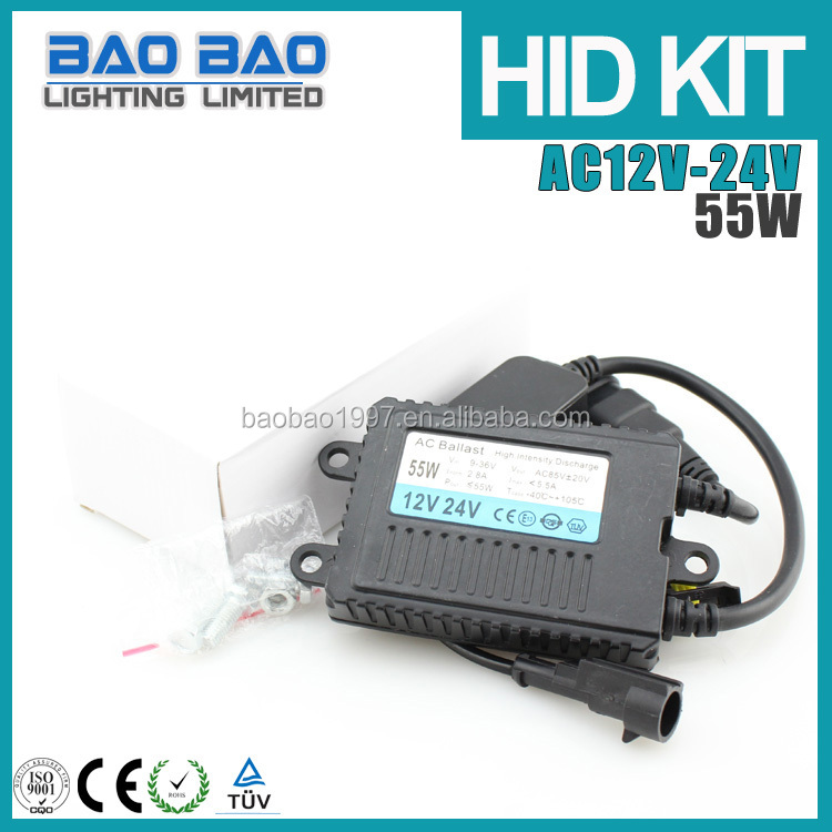 24V Special For Truck hid xenon ballast 35W/55W 1Years Warranty---BAOBAO LIGHTING Manufacturer
