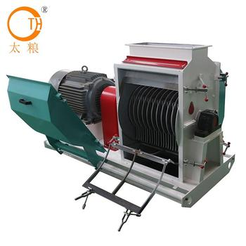 Top best quality hammer mill machinery price High security Capacity 3-16t/h for Industrial mass production