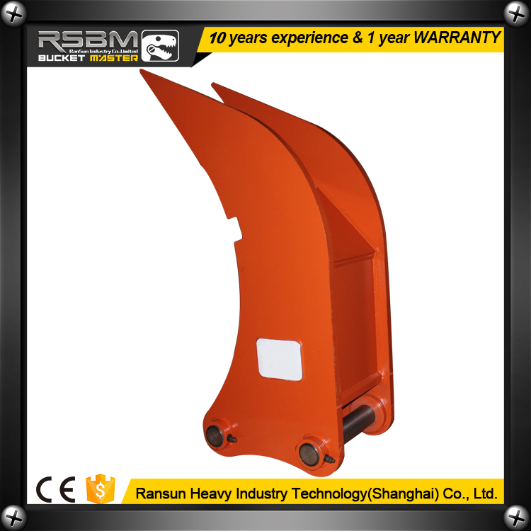 China alibaba supplier hydraulic wood shear excavator made in china