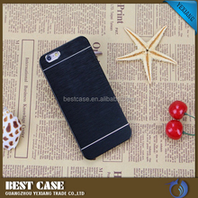 Aluminum Metal Bumper Brushed Case For Samsung Galaxy S4 Mini