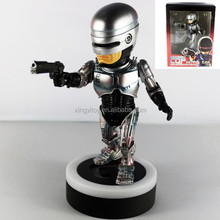 "Movie Robocop K-soul Machinery COP 1987 LED Light-Up 16cm/6.3"" Toy Action figure"
