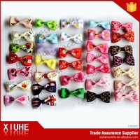 wholesale Ribbon Hair Bow with Hair Clip Baby Hair Accessories 33 color can be choose