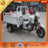 motorized tricycle bike three wheel motorcycle tricycle moto/truck gasoline
