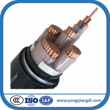 A-class Flame retardant and fire resistant competitive price five core electrical cable sizes