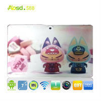 China Cheap tablet 7 mid dual camera rk3026 4g tablet case tablet 7 angry birds game q88 ii rockchip