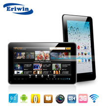 ZX-MD9001 9inch Multi-touch Capacitive screen LED backlight 800*480pixels A13 cortex 8 1.2GHZ Android 4.0 a13 3g tablet pc