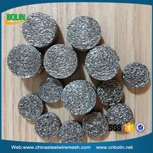 Alibaba China replacement snow foam lance wire mesh gauze filter / compress knitted metal mesh