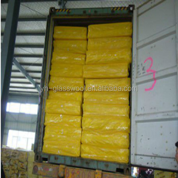 Fiberglass insulation sizes glass wool panel buy for Fiberglass insulation density