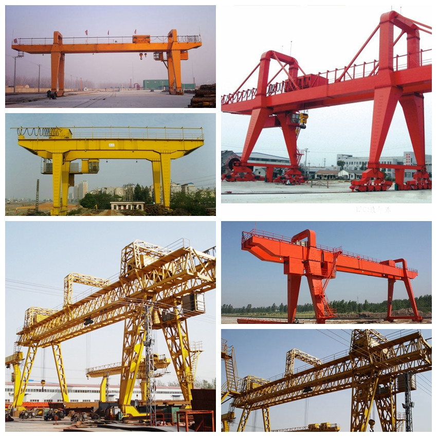 Top Quality International Certificated outdoor Gantry Crane