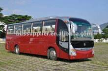 10.5m long distance passenger bus GTQ6109E3G3 coach bus price