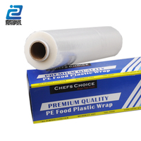 plastic wrap film biodegradable cling wrap , lldpe stretch film , film stretch