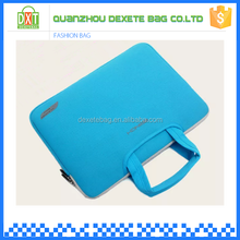 China wholesale cheap custom size laptop leather bag