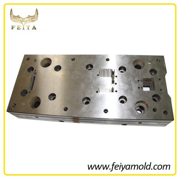 OEM custom wire cutting machining punch plate for metal stamping dies