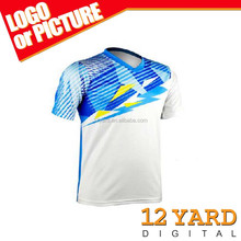 polyester anti-Pilling quick dry bicycle fit sports T-Shirt